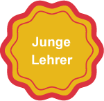 Badge Young Teacher DE